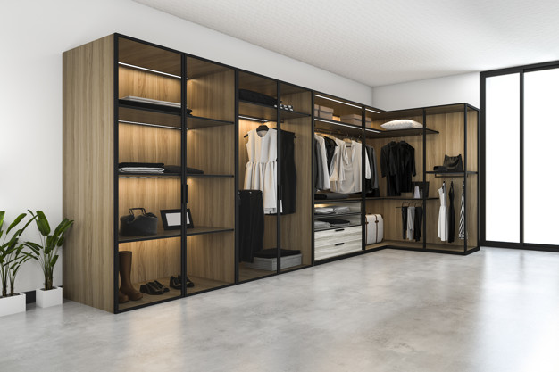 Wardrobe for bedroom